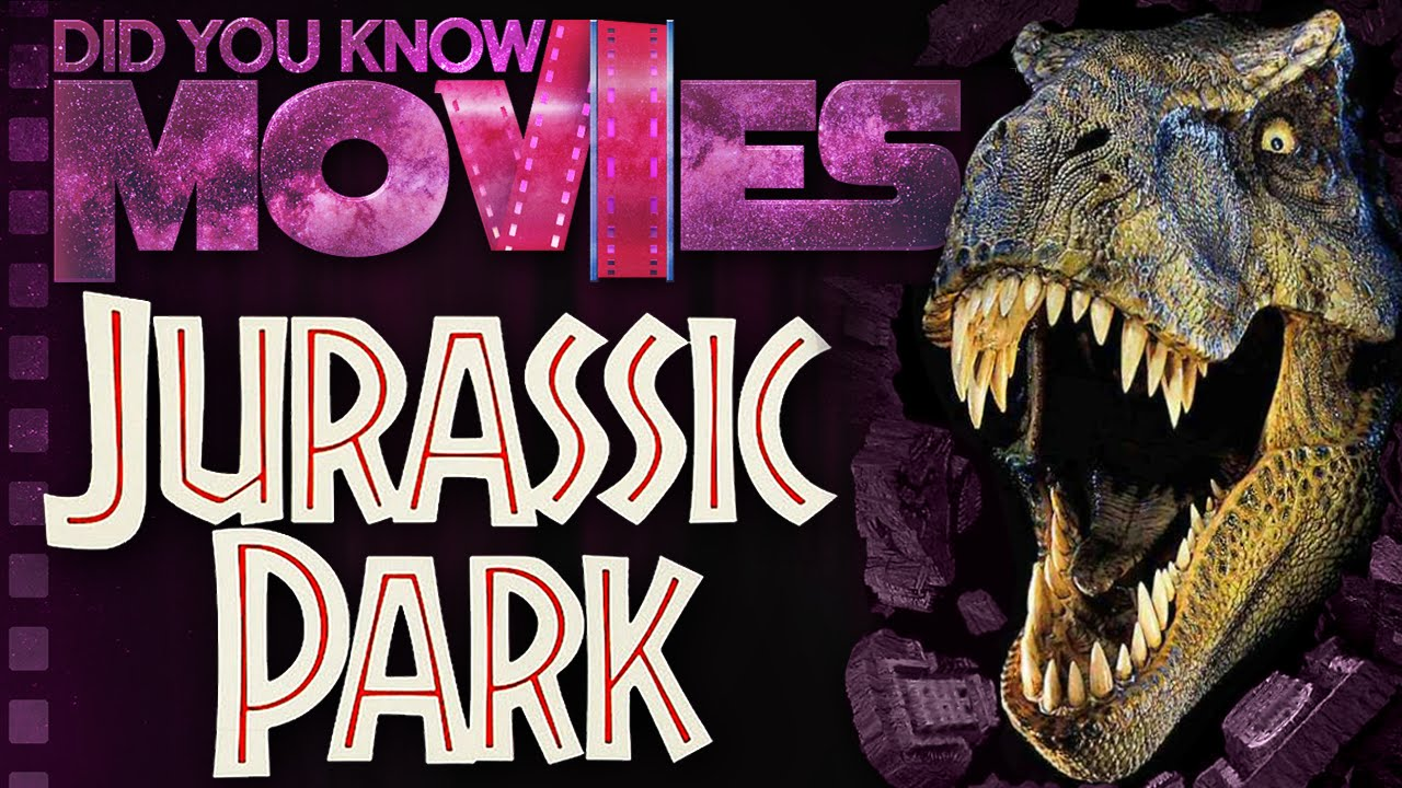 Jurassic Park and the Soggy T-Rex ft. Egoraptor from Game Grumps - Did You Know Movies - Life finds a way.