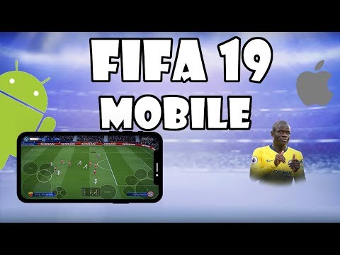 Fifa 19 Mobile - Gameplay on Android and iOS