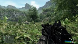 Crysis - Revisiting a PC Classic (Max Settings/4xAA) - Part 1 [Full HD]