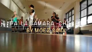 Pa' la Camara - Chacal | Zumba Fitness choreography by Moez Saidi