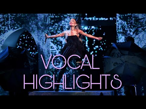 Ariana Grande GOES OFF at Billboard Music Awards 2018!  Vocal Highlights  G3G5E5