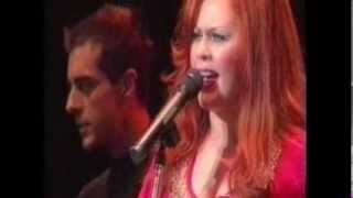 NiNa -- Happy Tomorrow live -- Kate Pierson, Yuki