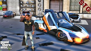 SPENDING OVER 3 MILLION IN A DAY#190!!!( GTA 5 CJ REAL LIFE MODS)