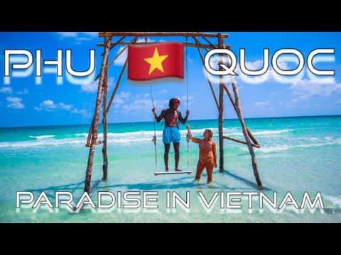 PHU QUOC VIETNAMESE PARADISE! VIETNAM TRAVEL VLOG - BACKPACKERS