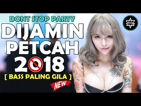 DJ TOP GLOBAL BREAKBEAT TERBARU DIJAMIN PETCAH BASSNYA 2018