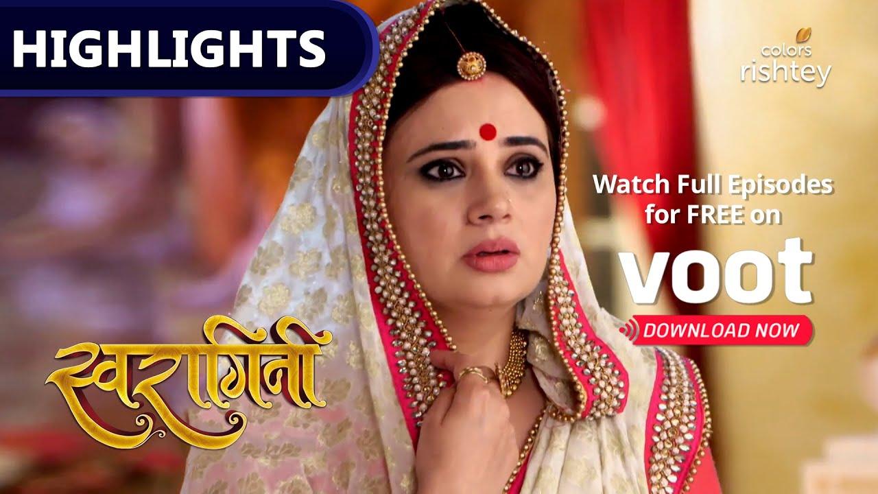 Swaragini   स्वरागिनी   Lakshya Doesn't Want To Marry Ragini