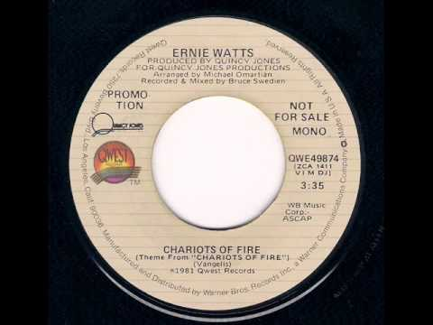 Ernie Watts - Chariots Of Fire (1982)