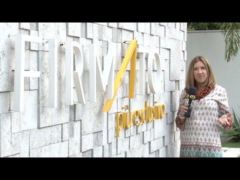 Firmato - Giro Casa Vogue Com Patrícia Penna