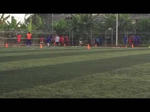 Astros football academy training Ghana 122