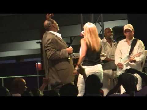 Cherrelle and Alexander O'Neal Live @ BHCP 2013 - 'Saturday Love'