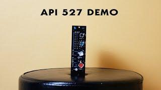 API 527 Demo