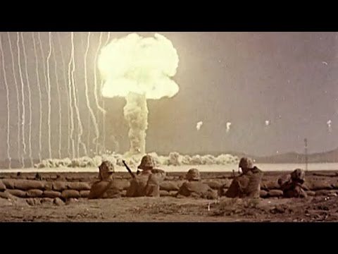 Declassified Nuclear Tests  - Surviving the Bomb