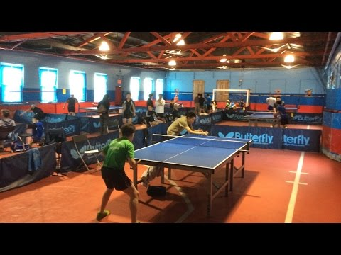 NYISC July Table Tennis Open 2014