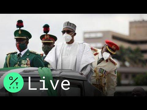 LIVE: Nigeria President