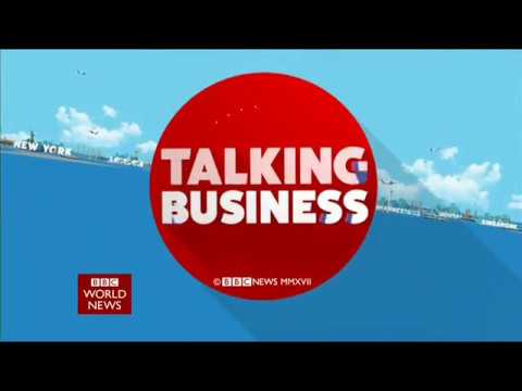 Open Influence at TALKING BUSINESS - BBC World News