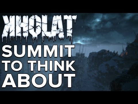 How Kholat's interactive story gives you summit to think about