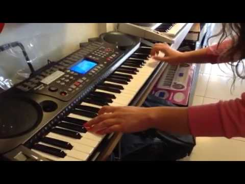 Ringway TB820 Oriental Arabic Keyboard