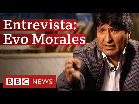 Evo Morales em