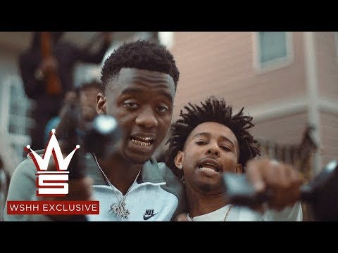 """LK Snoop Feat. Luh Soldier """"Livin"""" (WSHH Exclusive - Official Music Video)"""