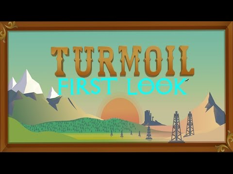 First Look - Turmoil - Not For Profit Apparently!