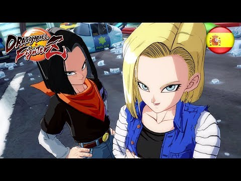 Dragon Ball FighterZ - PS4/XB1/PC - The androids are back (Gamescom Spanish Trailer)