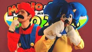 ALLIGATOR COMEBACK • Mario & Sonic at the Rio 2016 Olympic Games