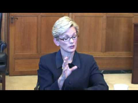 Detroit News Q & A with Governor Jennifer Granholm