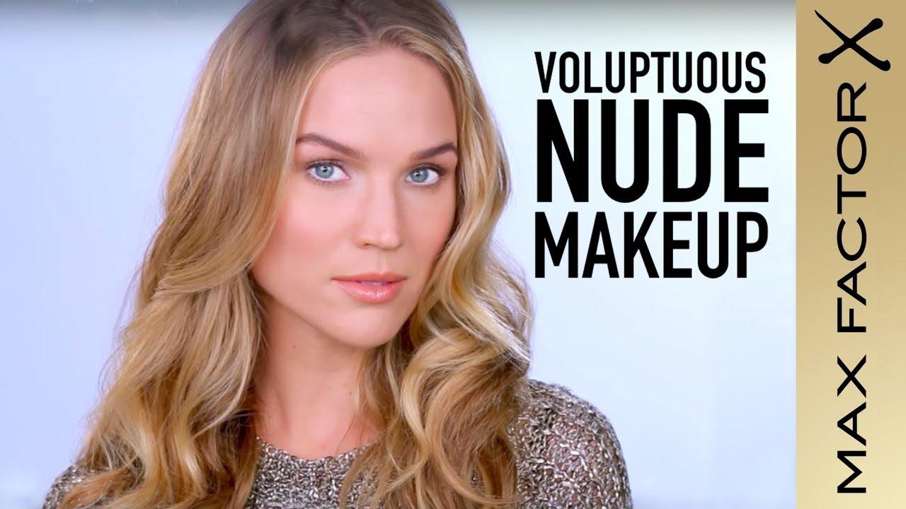 Max Factor Makeupguide  Elle Marie Serneholt Voluptuous -8332