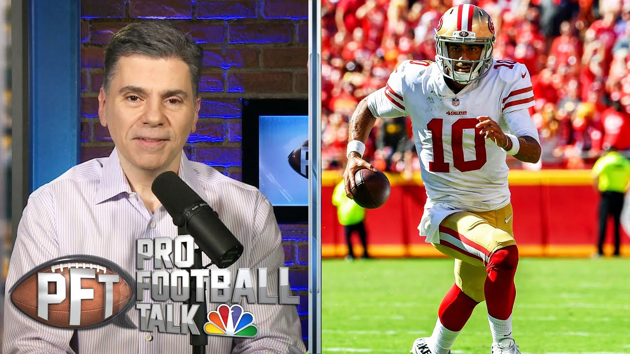 PFT Overtime: Jimmy Garoppolo on the hot seat, Ziggy Ansah's health   ProFootballTalk   NBC Spo