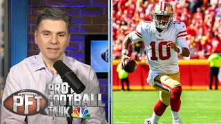 PFT Overtime: Jimmy Garoppolo on the hot seat, Ziggy Ansah's health|  ProFootballTalk | NBC Sports