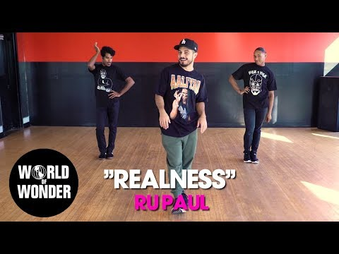 Realness: Move Your Body - WOW Presents Plus Sneak Peek