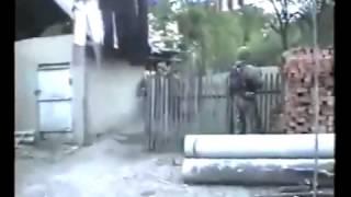 Безпредел российских солдат в Чечне!