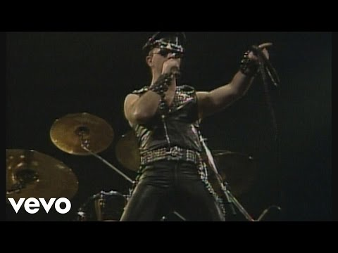 Judas Priest - The Hellion / Electric Eye (Live Vengeance '82)
