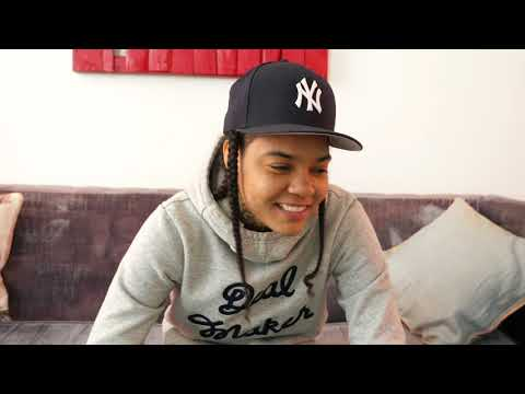 """BTS at Young M.A Pornhub shoot for """"The Gift"""""""