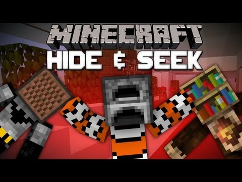 "Minecraft | Hide & Seek | ""WHERE ARE THEY?!"" 