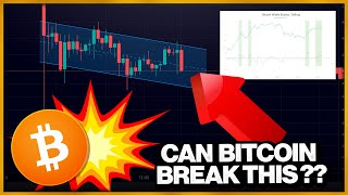 CAN BITCOIN BREAK THIS STRUCTURE?!?!?! THESE SIGNALS I'M WATCHING!!! (Bitcoin Bounce Still Coming?)