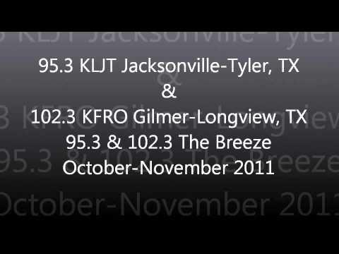 Texas Rhythmic & CHR Top 40 Aircheck Samples 2011-2012 Part 2
