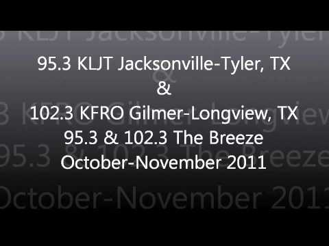 Texas Rhythmic & CHR Top 40 Aircheck Samples 2011-2012 Part 2