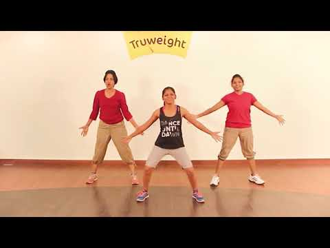 Zumba Exercise for Weight Loss at Home by Truweight