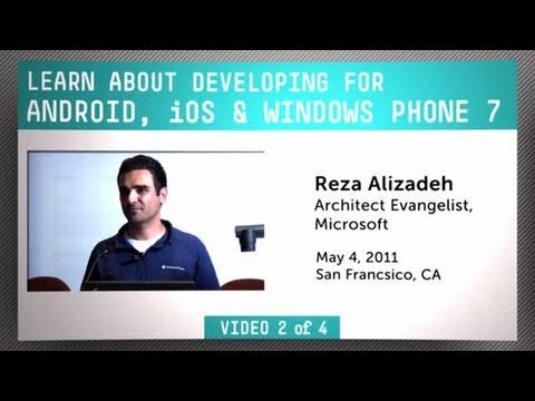Tutorial: Developing a Windows Phone 7 Application in 25 Minutes