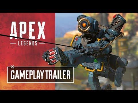 Apex Legends будет перенесён на мобильные устройства