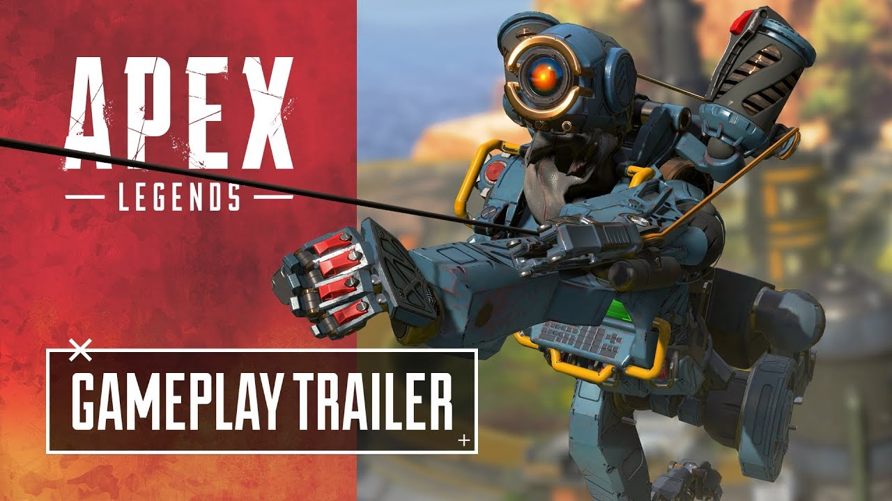 Apex Legends Gameplay Trailer