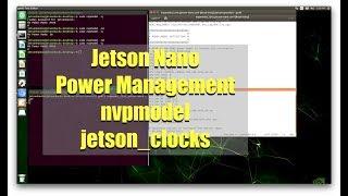 Jetson Nano - Power Management
