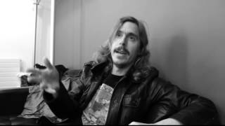 Backstage At The Roundhouse With Opeth