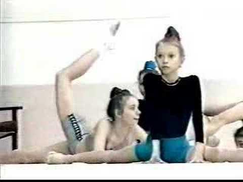 Russian Rhythmic Gymnastics Training Center
