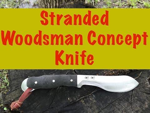 "WC knives ""Stranded"