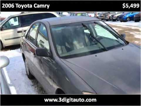 2006 toyota camry used cars lancaster oh youtube. Black Bedroom Furniture Sets. Home Design Ideas