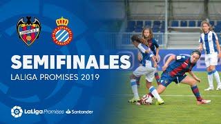 Semifinales: Resumen de RCD Espanyol vs Levante UD (2-4)