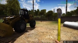 Construction Machines Simulator 2016 Gameplay (PC HD) [1080p]
