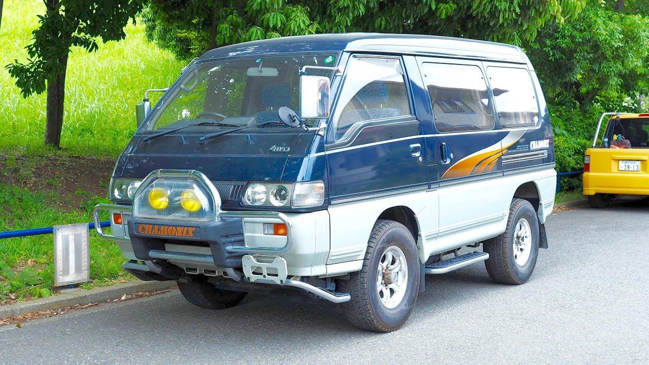 1993 Mitsubishi Delica Star Wagon Turbo Diesel 4x4 (USA